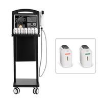 Promotion 3D 4D HIFU machine 20000 Shots 8pcs Cartouches HIFU Ultra thérapie Serrer la peau Serrer les machines de levage de visage HIFU DHL Fast Ship