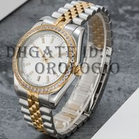 Montre de Luxe Mens Automatic Mechanical Orologi meccanici 41mm Full Acciaio Inox Sapphire Super Luminoso 5ATM Impermeabile U1 Factory Wristwatch da polso