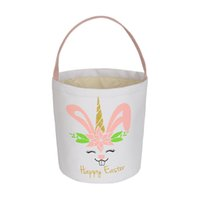 Easter Rabbit Basket Easter Sequins Basket Bunny Bags Rabbit...