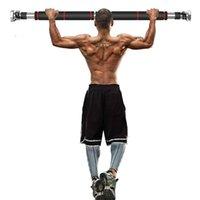 Horizontale Balken 200kg Verstellbare Tür Übung Home Workout Gymnastikkinn Auf Ziehen Sie Trainingsbar Sport Fitnessausrüstungen