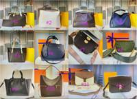 2020 Новый дизайнер женская сумка дизайнерская сумка мода сумка натуральный кожаный кошелек окисляют кожаные мешки из ПВХ Artsy Bag NF GM MM сумки