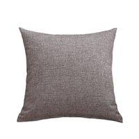 Cuscino quadrato a maglia flox cuscino quadrato multi colori buona ventilazione cuscino cuscino cuscini divano auto casa arredamento decorazione della decorazione calda 3 5JX L2