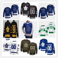 Toronto Maple Leafs 2021 Jivesey de hockey rétro Retro Jimmy Vesey Joey Anderson John Tavares Auston Matthews Mitchell Marner John Tavares