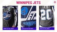 2021 Reverse Retro Winnipeg Jets Blake Wheeler Jerseys Byfuglien Patrik Laine Mark Scheifele Bryan Little Connor Nikolaj Ehlers Morrissey