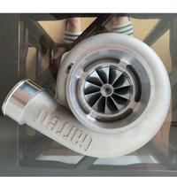 GT3584 Modificación de rendimiento del turbocompresor GTX3584 Actualización de la brida T3