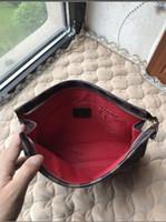 Frauen Handtasche Neue Leder Wasserdichte Kosmetiktaschen für Frauen Reisen Kilometer Beutel 26 cm Schutz Makeup Clutch Top Qualität V1207 #