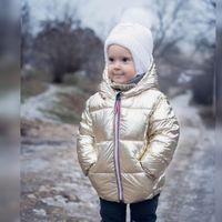 Niño chicas para el invierno Snowsuit Down Chaqueta Puffer Parka Metallic Niños Outerwear Warm Niños Abrigo Bebé Monos