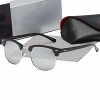 Óculos de sol do designer Homens mulheres óculos de sol real óculos de sol de alta qualidade com preto ou 3016 casos de couro, pano e todos os acessórios de varejo !!!