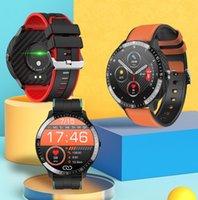 MT16 Sport Smart Watch Bluetooth Call Termometro Meteo Frequenza cardiaca Monitor Pressione sanguigna Uomini Donne SmartWatch per Android IOS