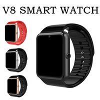 GT08 Smart Uhren DZ09 U8 Bluetooth Anruf Telefon Android Smartphone Pissims Push-Nachricht Sleep Monitoring Anruf Reminder SIM-Karte