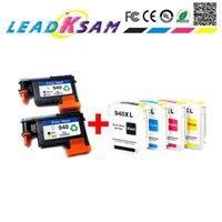 프린트 헤드 잉크 카트리지 C4900A C4901A 호환 가능 940 940XL PRO 8000 A809A A809N A811A 8500 A909A A909N1