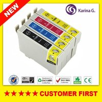 Inktcartridges Compatibel voor T0891 T0711 Cartridge Pak Stylus D78 D92 D120 DX4000 DX4050 DX4400 DX4450 etc.