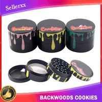 Cookies Backwoods Grinder SF California Metal Zinc Alloy Smo...