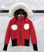 66Winter Women Down Jacket 2020 Duck Down Moose Jacket Giacca Cappotti Giacca da donna Giacca invernale Tenere caldo portatile antivento knuckles cappotto