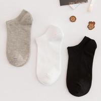 Yeni Arrivel Erkek Çorap Erkek Sosyal Renk Rahat Çorap Erkek Kadın Öğrenci Yüksek Kalite Rahat Çorap Çoklu Renk