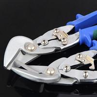 Профессиональный ручной инструмент Устанавливает Uneefull 10 '' олово листовой металл Snip Aviation Scissor железная пластина стрижка сдвига бытовой промышленной промышленности