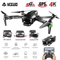 VISUO ZEN K1 Pro 4K DRON CÁMEA HD 2 AXIS GIMBAL WIFI FPV GPS 5G 600M Distancia Profesional Drones sin escobillas Quadcopter 201210
