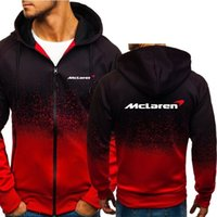 Automne et hiver Sweat à capuche McLaren Sweat-shirt Casual Couples Couples Couples Hoodie Manteau 201020