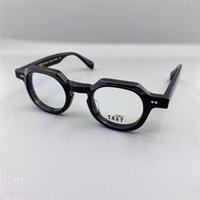 تارت 230 الرجال النساء الكلاسيكية النظارات البصرية مستطيل التيتانيوم لوح إطار نظارات الغلاف الجوي بسيط مع حالة ووتش