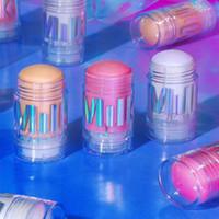 Горячая распродажа молока макияж матовые грунтовки голографические подсветки ручки света наклейка Supernova Mars светящиеся палочки матовый грунтовки