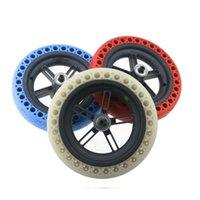 Kit de pneu de pneu de pneu de pneu pour nid d'abeille fluorescente lumineuse de nuit pour xiaomi mijia m365 / m187 / pro scooter