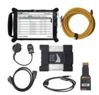 L'alta qualità per BMW ICOM AVANTI con la funzione di WIFI Inoltre Tablet EVG7 PC del regolatore Per BMW Per Mini Cooper WIFI Diagnostic Tool