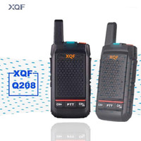 Mini Walkie Talkie Q208 Handheld Interphone Outdoor Walkie-Talkie para Hotel Beauty Salon1