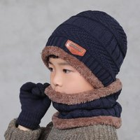 Unisex Kids Knitted Warm Ski Winter Slouchy Outdoor Sports A...
