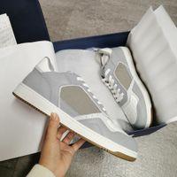 En Kaliteli B27 Düşük Üst Sneakers Erkekler Eğik Galaxy Yüksek Üst Kadınlar Koşucu Eğitmenler Pürüzsüz Dalfskin Deri Ayakkabı Jakarlı Rahat Ayakkabı 258