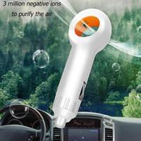 مصغرة المحمولة سيارة لتنقية الهواء السالبة تنقية الهواء تنقية الهواء سلبية أيون تنقية لإزالة الدخان المستعملة PM2.5 العطر