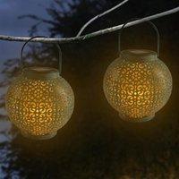 Venda quente F8 chapéu de palha lâmpada Lâmpada Controle de luz solar Indução automática decoração jardim ao ar livre jardim impermeável lâmpada de ferro retrô