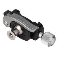 المثبتات FBC-18 مصغرة مشبك قفل كروية GIMBAL SLR كاميرا صغيرة حامل مقطع صغير يتكيف مع قفص 1