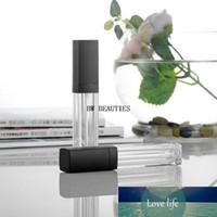 500pcs / lot 10 ml d'arcylique vide Tube brillant à lèvres, tube rechargeable à lèvres haut de gamme, conteneur cosmétique de crème cils de qualité supérieure