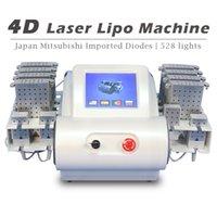 635 650nm 810 980nm Máquina láser Lipo DIODE LIPO LIPO LIPOLASER Equipo de eliminación de grasas Máquina de liposucción láser