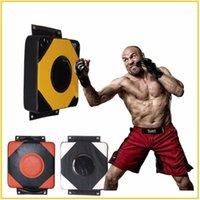 حقيبة الرمل 40x40 سم كبيرة مربع رغوة الملاكمة القتال الوسادة جدار اللكم الهدف taekwondo الكاراتيه معركة التدريب X404D1