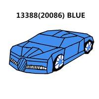 20001 20001B 20086 Technische Serie Blue Super Racing Auto Kompatibel 42056 42083 Selbsthemmende Ziegelsteine Spielzeug für Kinder Geschenk 3388