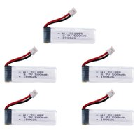 Литиевая батарея 1S 3.7V 3.8V 500MAH 721855 30C 1S PH2.0 Plug и зарядное устройство для внутренних гоночных игрушек TOYS 3.7 В высокое качество аккумулятора