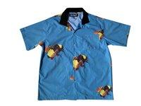 Новые Мужчины Гольф Пламя Le Fleur Tyler Создатель Хлопок Повседневная Рубашка Рубашка Высокое Качество Карманные Короткими Рукава Топ M 2XL # AB2 C1222