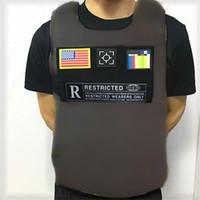 Gilet tattico CS Gilet di protezione del modello di marea per le donne Uomo Uomo Multi-tascabile Body Armor Simulato Battle Gileat