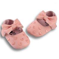 First Walkers Baby PU кожа девушка Moccasins MOCC Обувь ботинка бахрома Мягкая сосланая нескользящаяся обувь CRIB Drop1