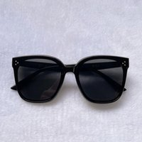 Occhiali da sole 2021 Donne di marca Donne Designer Designer GM Fashion Oversized Frame Lady Vintage Delicato Occhiali da sole Rick1