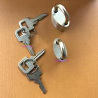 جمع البند الأزياء الكلاسيكية هدية l sytle قفل ومجموعة مفتاح 3.5x2cm أداة ديي المثالية