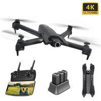 RC DRONE GW106 4k Quadcopter WIFI FPV-Höhengelder Gyro RC-Drohne mit 720p / 4k HD-Kamera-Drohnen VS SG706 E58 E88 S167 S177 E520 SG106 Y1128