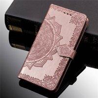 Rose Leather Printed Flower Case for Wiko View 2 Go Plus Pro 3 Lite Pro Widok GO LITE MAX Prime XL Flip Portfel Pokrywa z paskiem