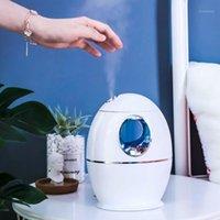 Befeuchter LED Nachtlicht Büro Home Humidificador Große Kapazität Luftbefeuchter USB Aroma Diffusor Ultraschall Cool Water Nebel Diffuser1