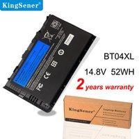 Kingmenter Yeni BT04XL Pil HP Elitebook Folio 9470 için 9470 M 9480M Serisi HSTNN-IB3Z HSTNN-DB3Z HSTNN-I10C BA06 687517-1C1