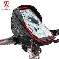 Bicicletta impermeabile del touch screen della bicicletta del manubrio della bicicletta del manubrio della bicicletta del manubrio della cella del telaio della cella del telaio del telaio del telaio del telaio superiore per il telefono cellulare