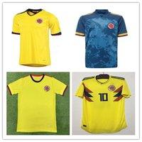 2021 Falcao James Ulusal Takımı Futbol Forması 21 22 Copa America Duvan Y.Mina L.Muriel Cuadrado Sánchez Erkekler Futbol Gömlek Boyutu S-XXL