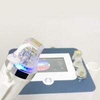 2021 최고의 얼굴 미용 장비 무선 주파수 마이크로 바늘 RF FractionalStretch Marks Begode / 고품질 RF 피부 강화 기계