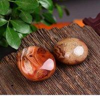 자연 고품질 마노 Reiki 치유 석재 홈 장식 미네랄 표본 다채로운 컬렉션 공예 D QYLDZL